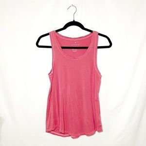 American Eagle Soft & Sexy Tank Pink XS
